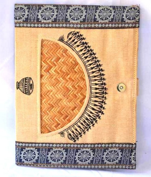 Soura Work Handmade File Cover