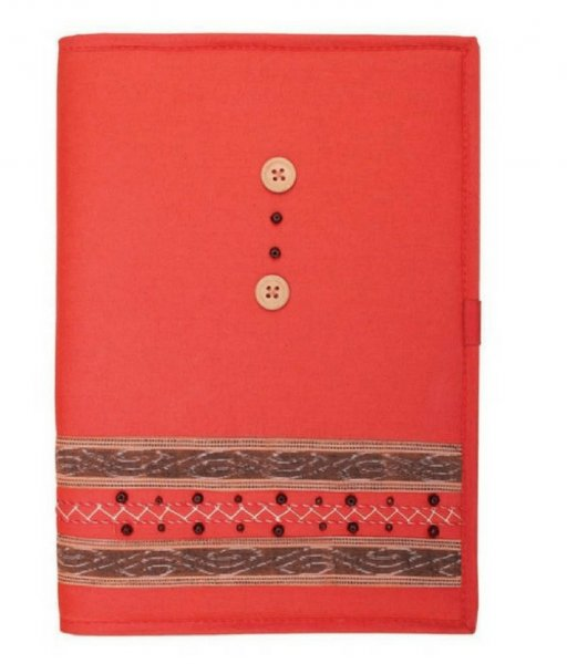 Ikat File Cover