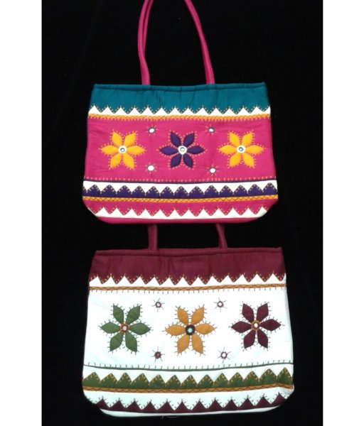 Applique Bag