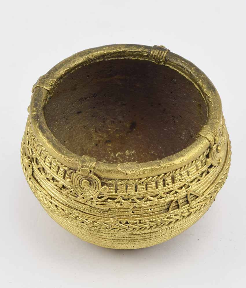Brass Made Craft – Handcrafted Traditional Bowl