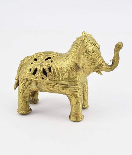 Brass Made Elephant