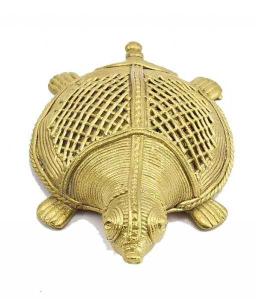Brass Made Tortoise