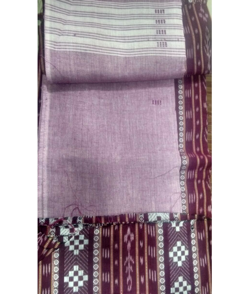 Cotton Sambalpuri Suit Piece