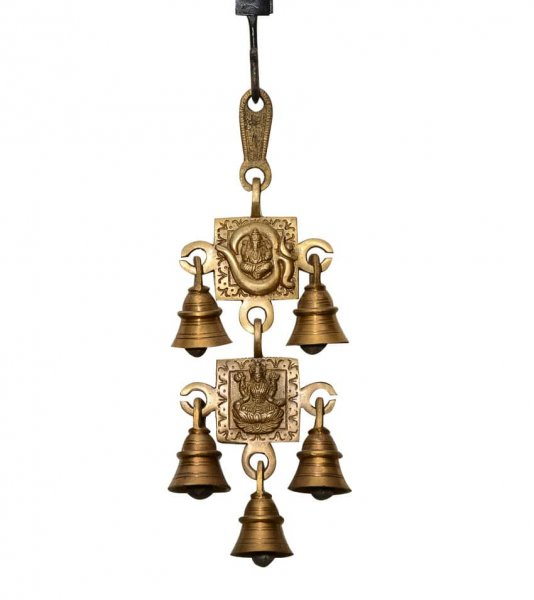 Dhokra Double Bell