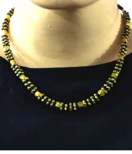 Dhokra Tribal Necklace