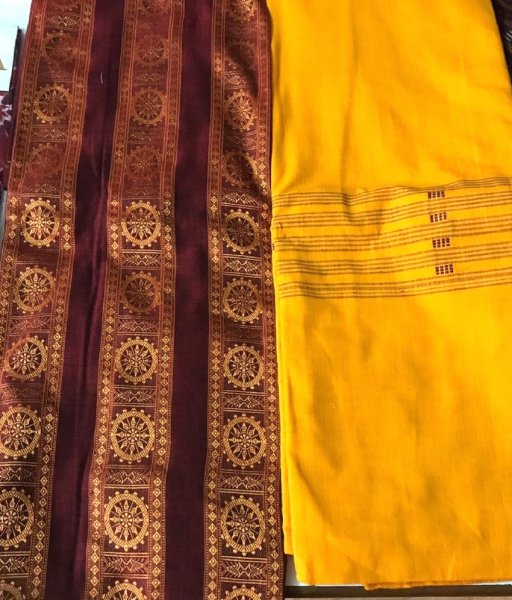 Sambalpuri Suit Piece