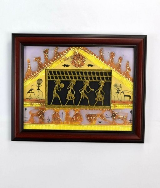 Tribal painting Of Odisha