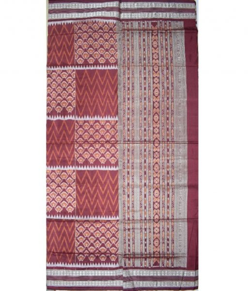 Sambapuri Silk Saree