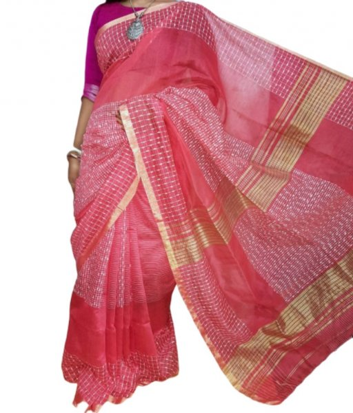 Jamdani Fancy Saree